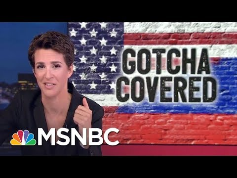 Donald Trump Exposed For Lie About Sketchy Business Partner, Russia Deal | Rachel Maddow | MSNBC