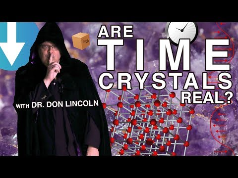 Are time crystals real?