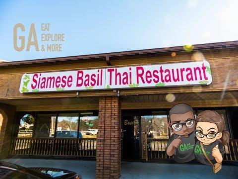 Siamese Basil Thai Restaurant – Restaurant Spotlight & Food Review