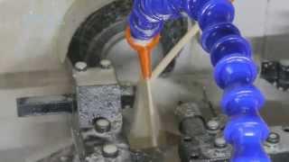 석정반 - CNC선반에서 인서트 가공하기