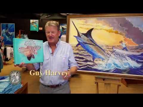 Guy Harvey: Lionfish Invasion