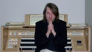 Promotion - Organist Jonas Karlsson - The Star Spangled Banner (Video)