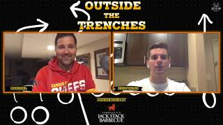ESPN's Field Yates Breaks Down Le'Veon Bell Joining the Chiefs | Outside the Trenches 10/13