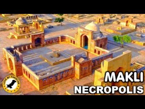 Makli Necropolis - Thatta District - Sindh - Pakistan