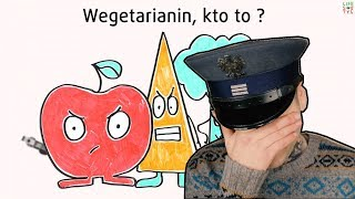 LifeStylePolska i Wegetariański Świat: Policja na Jutjuba