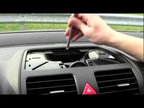 GTA Car Kits - Volkswagen Jetta 2006-2010 install of iPhone, iPod, iPad and AUX adapter