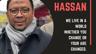 Dr. Hannan Hassan - Post COVID-19 Prospects & Challenges: Change & Grit