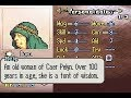 Fire Emblem The Sacred Stones Playthrough: Bonus 3 - Unused Content