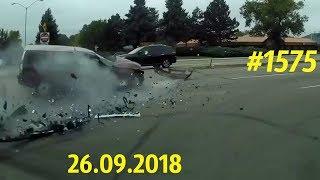Видеообзор от канала «Дорожные войны!» за 26.09.2018. Видео № 1575.