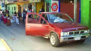 Quechultenango Gro, ( Parte 2 ) Desfile representativo de las regiones de Guerrero