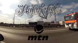 Batman Graffiti Crew Hamburg 2016 (abik zoxes pokar ivel wirus) supported by Hafenstyle & MTN 94