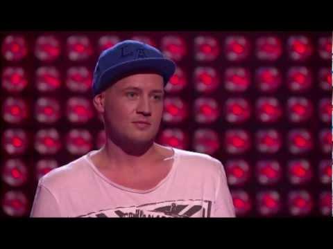 Bjørn Olav Edvardsen - Angel (Sarah McLachlan) Blind Audition The Voice Norway