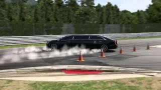 Forza 6 - Drift de ré