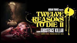 Ghostface Killah & Adrian Younge – Twelve Reasons to Die II [Full Album + Instrumentals 2015]