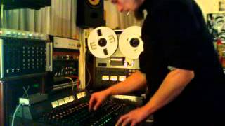 Live analogue dub mixing session on Roots Radio INTL 12/11/13 (2hours)