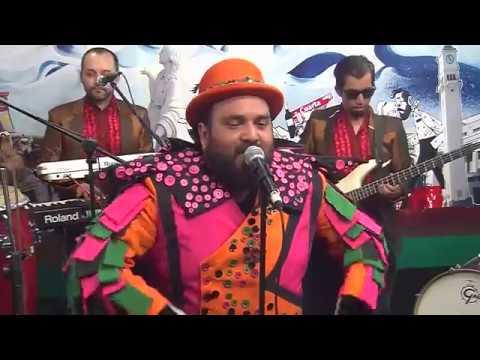 Sonora Baron - Chúcara [EN VIVO] La Cuarta Cibernética - YouTube