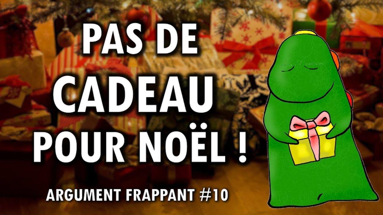 Pas de cadeaux pour Noël ! | Argument frappant #10   YouTube
