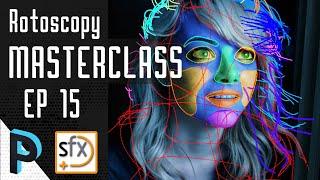 How to do Stereo Roto - Silhouette FX Rotoscopy Masterclass - EP 15 [HINDI]