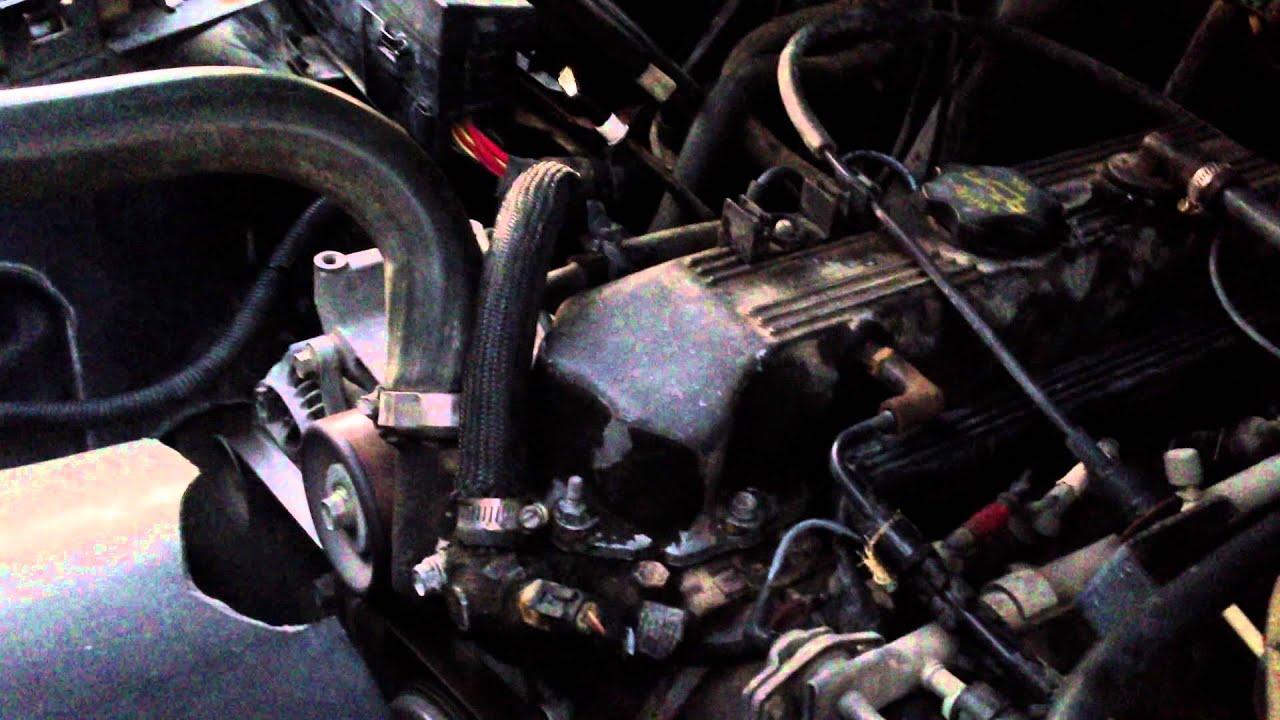 Maxresdefault on 2 5l Jeep Engine