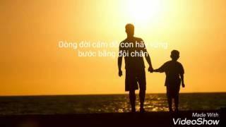 BỨC TƯỜNG - Cha và Con- album Nam Châm 2004