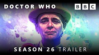 Doctor Who: Season 26 - TV Launch Trailer (1989)