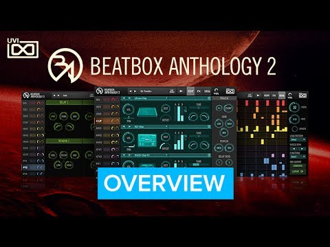 UVI BeatBox Anthology 2 | Overview