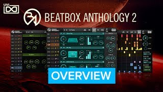 UVI BeatBox Anthology 2   Overview