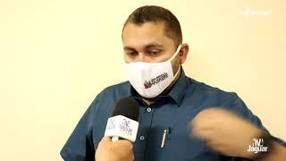 Quixeré   Presidente da câmara fala das medidas do executivo para combater os efeitos da pandemia