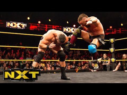 Eric Young vs. Chris Atkins: WWE NXT, Jan. 25, 2017