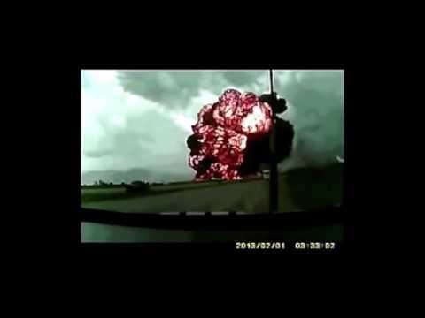【本当にあった怖い飛行機事故】空中分解・爆発大炎上・死者400人以上の大事故など、現存する飛行機事故映像の中でも最も過激なものです【閲覧注意】