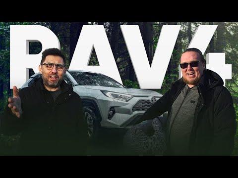 Новый Рафик - брутальный трансгендер / Toyota RAV 4 2019 / Тойота РАВ 4 2019 / Большой Тест Драйв