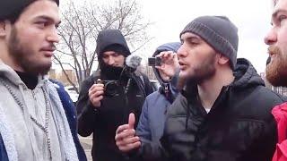 """Нападение Чоршанбе на Перс Дагестанца! """"Это было грязно, после Наше Дело"""" Тарасов влез в конфликт"""