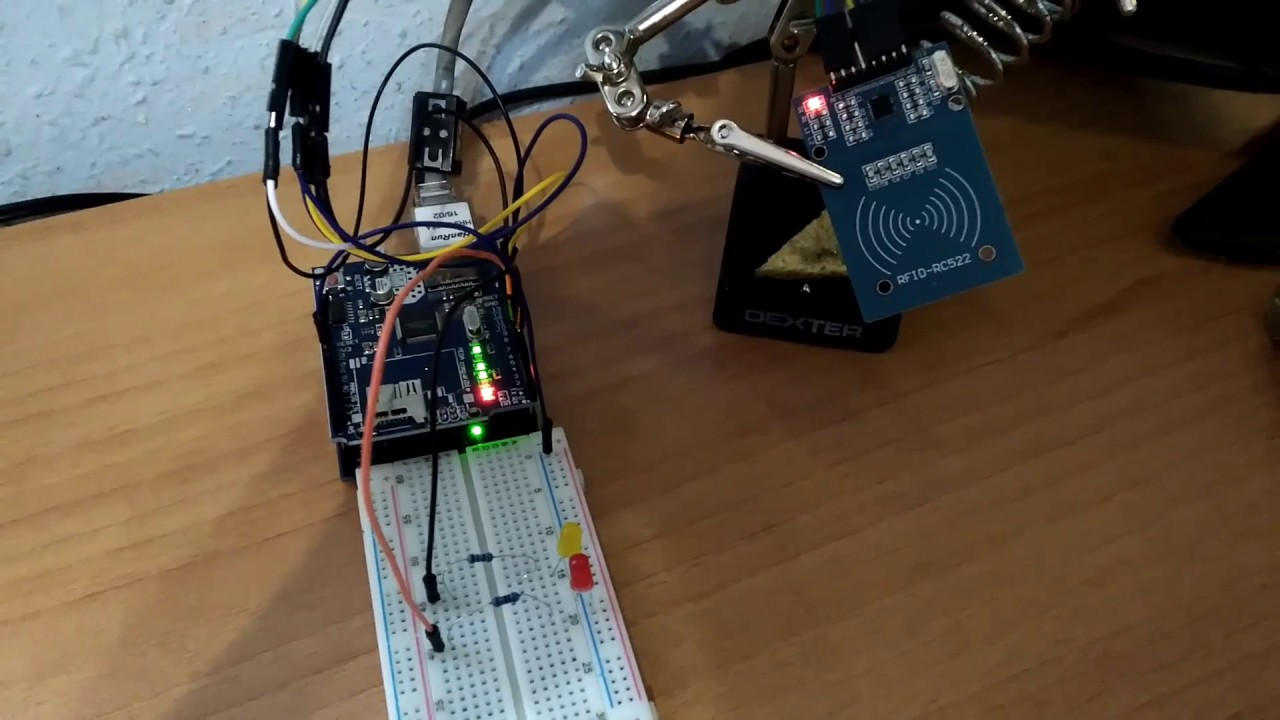 NFC tag reader with Arduino | Gonzalo Ayuso | Web Architect