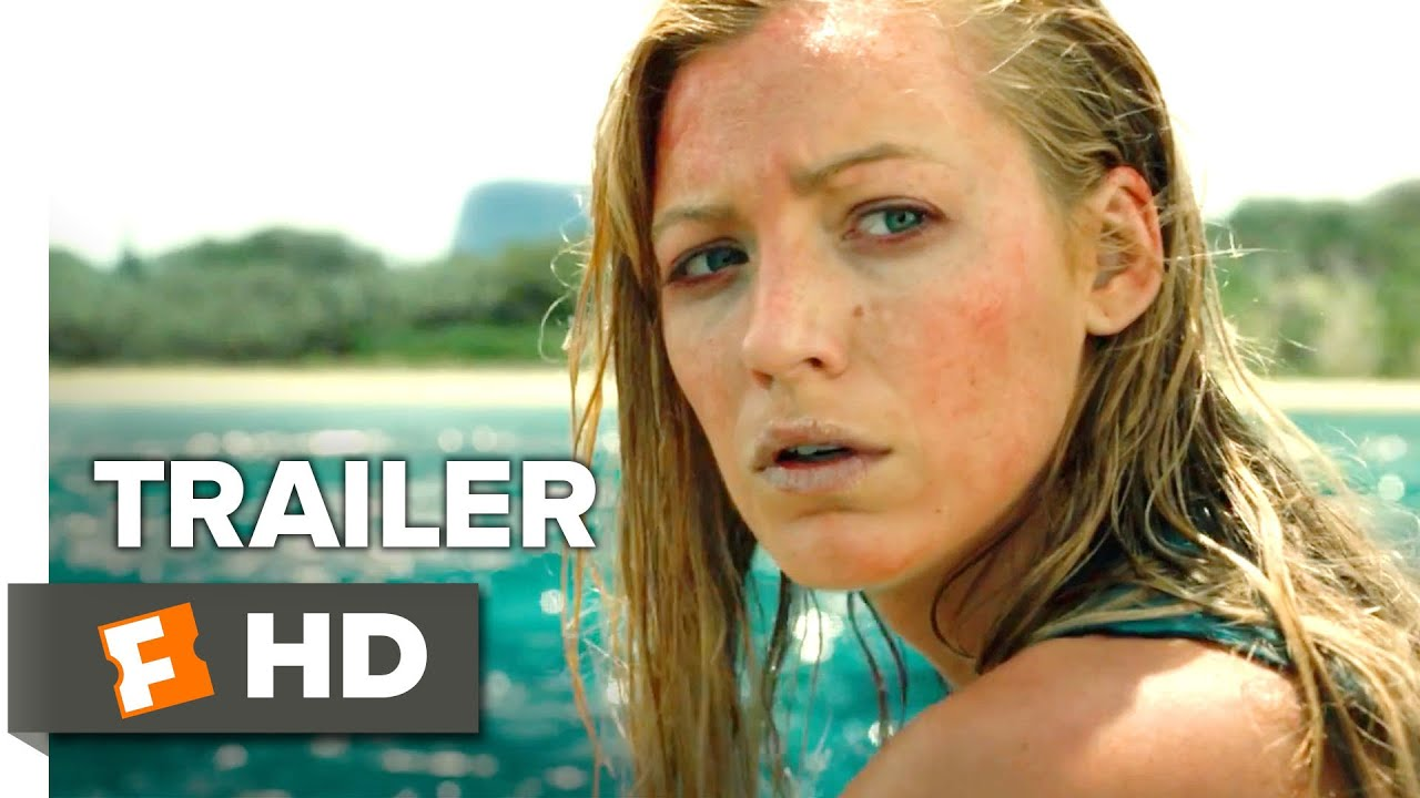 The Shallows TRAILER 1 (2016) - Blake Lively, Óscar ... Blake Lively Movies