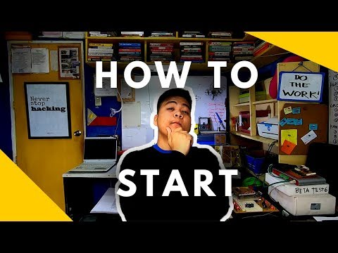 Just Start - Paano Mag Simula Ng Kahit Anong Negosyo Nang Walang Pera - Negosyo Tips