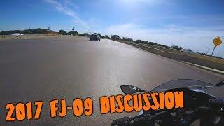 2017 yamaha fj 09 first ride follow up criticism discussion