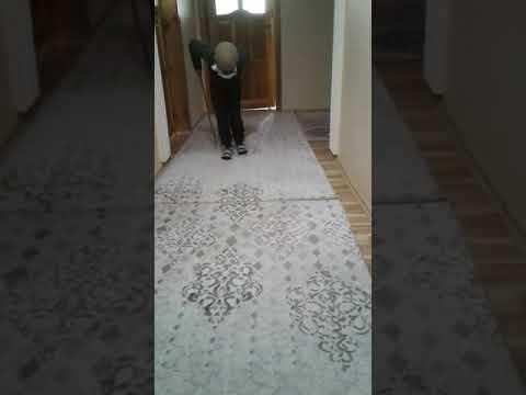 Eleşkirt'li  Çocuklardan 65 Yaş Uyarı Videosu