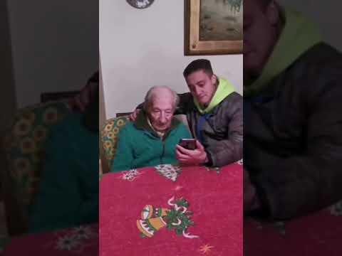 El mensaje de Messi a un abuelo de 100 años que apunta cada gol del argentino