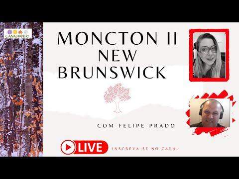 PROVÍNCIAS DO ATLÂNTICO: COMO É A VIDA EM MONCTON - NEW BRUNSWICK II