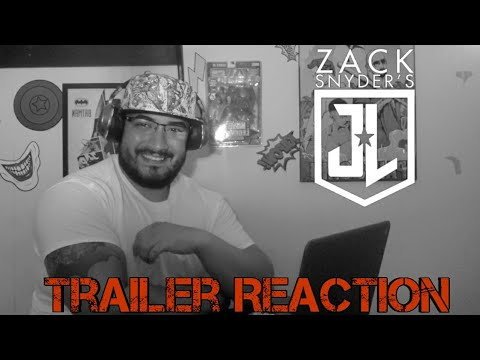 Zack Snyder's Justice League | Official Teaser | HBO Max Trailer Reaction #TheSnyderCut #hbomax #wb