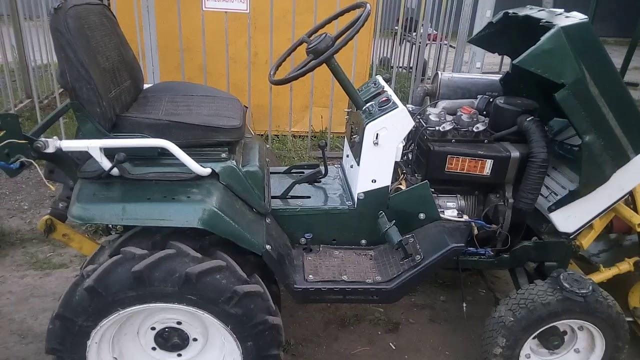 КМЗ-12 дизельный двигатель.