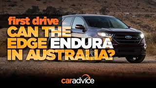 2018 Ford Endura/Edge Sport review: On the Edge in LA