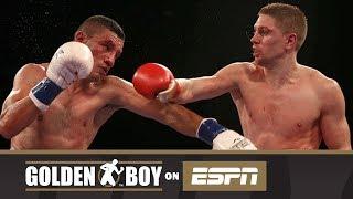Golden Boy on ESPN: Jason Quigley vs Freddy Hernandez (FULL FIGHT)