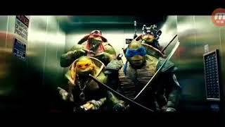 Клип черепашки ниндзя: советую посмотреть