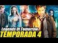 Legends Temporada 4 Y Constantine Confirmados mp3