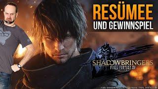 Krömer zockt Final Fantasy 14 (Resümee und Gewinnspiel)