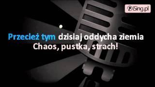 Sylwia Grzeszczak - Sen o przyszłości (karaoke iSing.pl)