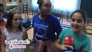 """""""LOL, LOL, XD, XD"""" (Colegio Doctora de Alcalá, Alcalá de Henares)"""