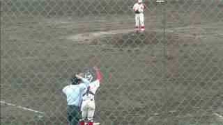 170415 仙台商業・乙戸詠央のピッチング thumbnail