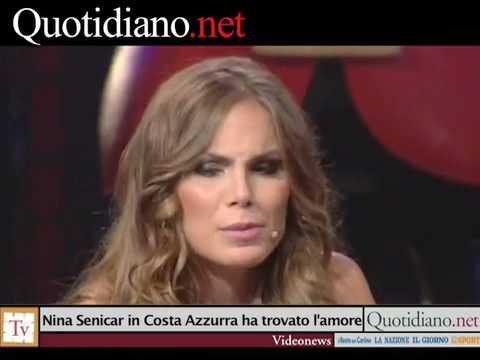 Nina Senicar in Costa Azzurra ha trovato l'amore thumbnail